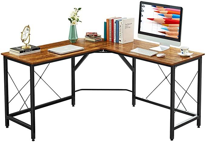 Mr IRONSTONE L-Shaped Desk 59