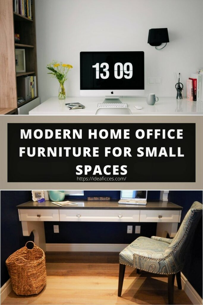 Modern Home Office Furniture for Small Spaces