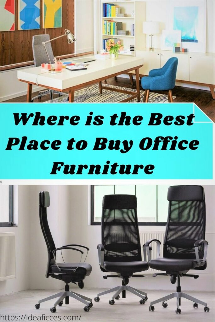 Where is the Best Place to Buy Office Furniture