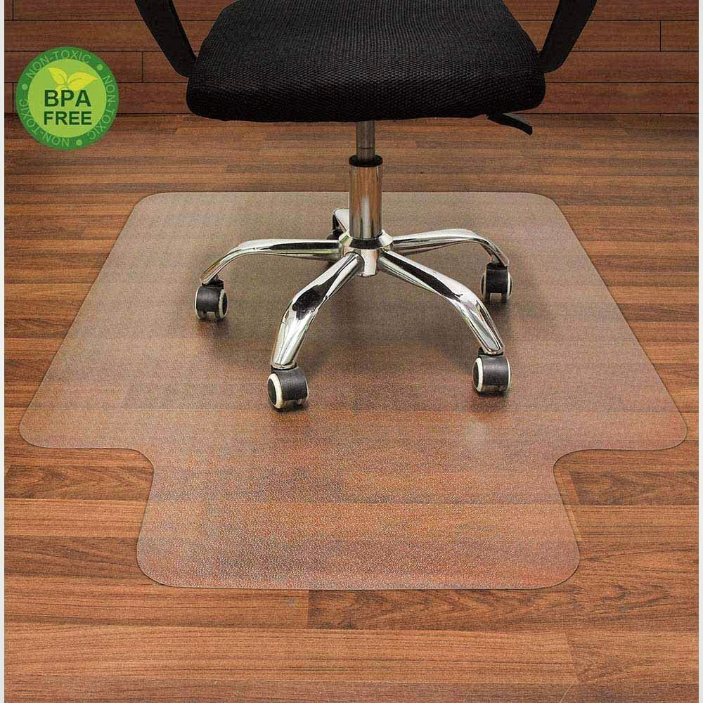 Aibob Office Chair Base Mat for Computer Desk