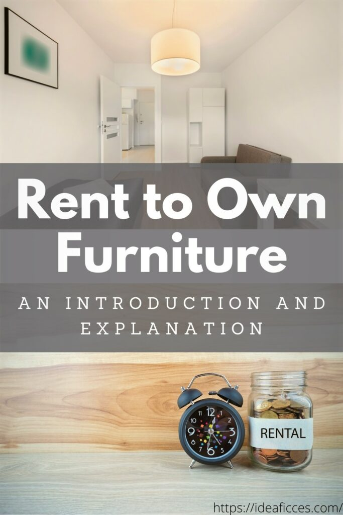 An Introduction to Rent to Own Furniture