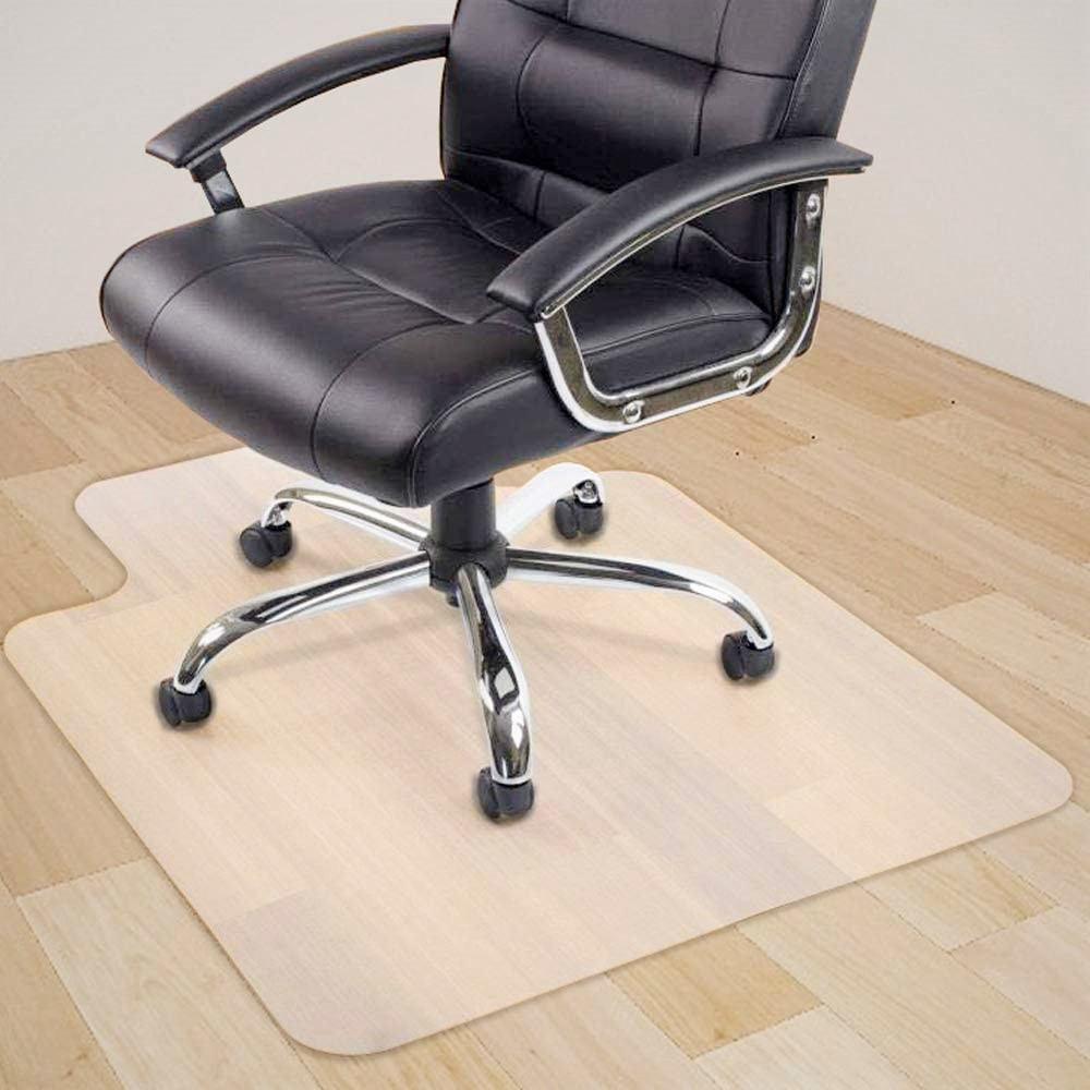 GeeWin Thick Durable Chair Mat for Home Office