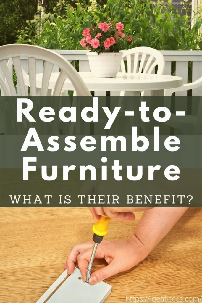 What Can Ready-to-Assemble Furniture Give You
