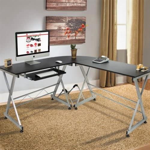 Best Choice Modular L-Shape Workstation Desk for Home Office